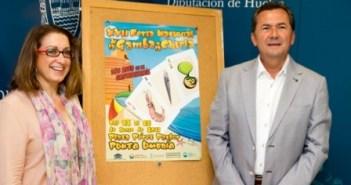 Presentación de la Feria de la Gamba y de la Chirla de Punta.