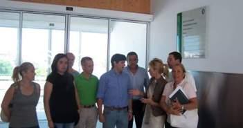 Nuevo consultorio en El Cerro.
