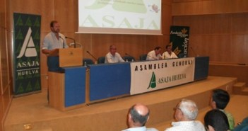 Asamblea general de Asaja.
