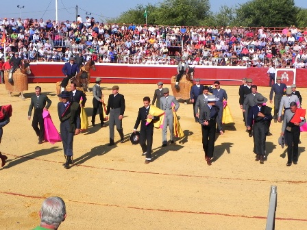 Festival en Almonte (Foto: Gilberto)