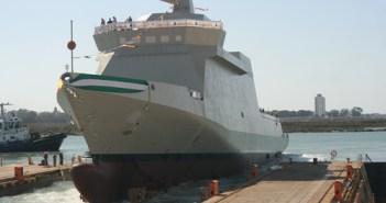 El buque Meteoro
