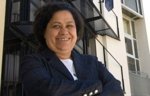 Manuela de Paz, nueva presidenta de la Autoridad Portuaria.
