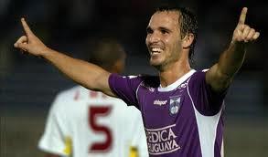 Danilo Peinado, nuevo futbolista del Recreativo de Huelva.