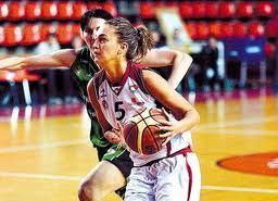 Tina Dimitrova, nueva jugadora del Conquero.