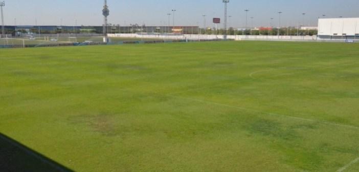 Ciudad Deportiva del Recreativo de Huelva.