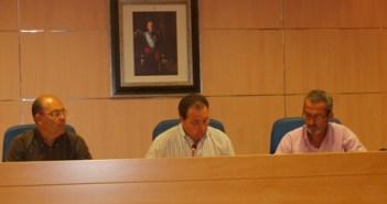 Pleno del Ayuntamiento de Aljaraque.