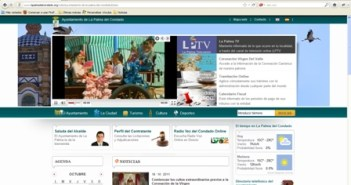 La televisión de La Palma, también en internet.