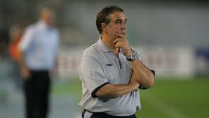 Quique Hernández, entrenador del Huesca.
