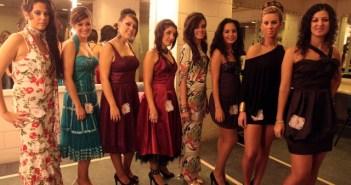 Damas del Carnaval.