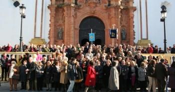Encuentro de belenistas en La Palma.