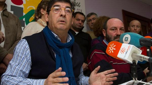 Diego Valderas, en una imagen de archivo. (Julián Pérez)