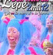 Cartel del Carnaval de Lepe.