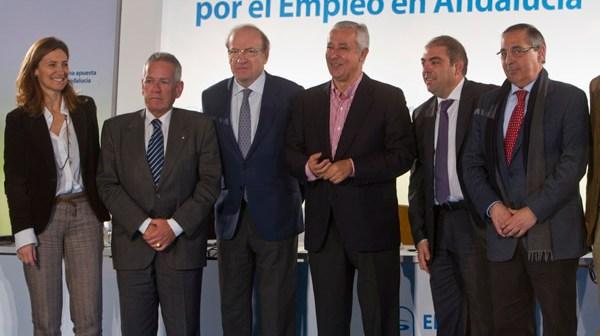 El PP ha celebrado en Huelva el Foro Autónomos. (Julián Pérez)