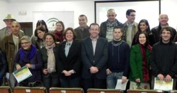 Reconocimiento a los emprendedores en Aracena.