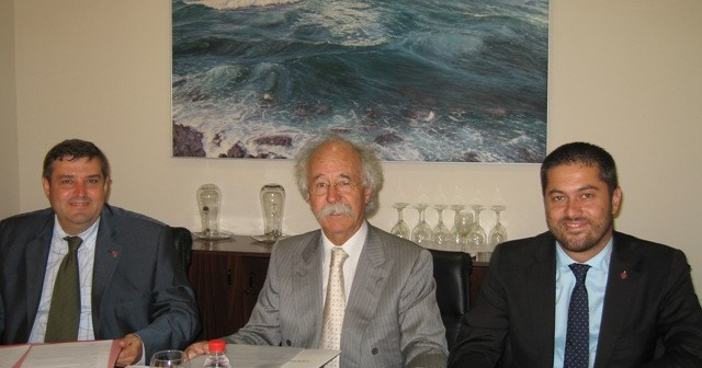 Miembros del Consejo Social de la Universidad.