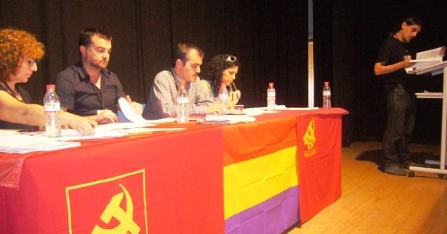 Conferencia del PCA en Trigueros.