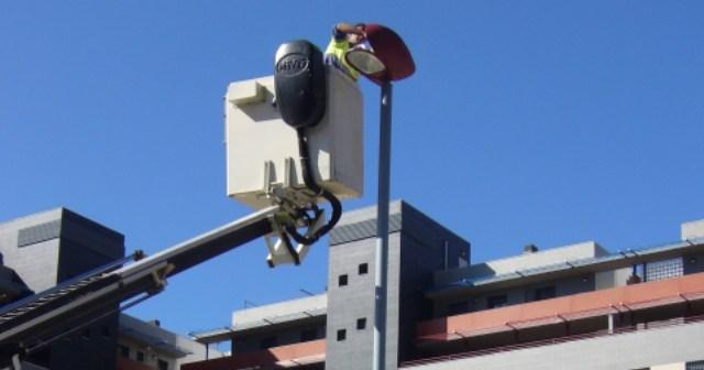 El ahorro en electricidad en el alumbrado público es muy importante.