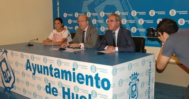 Juana Carrillo, Pedro Rodríguez y Francisco Moro.