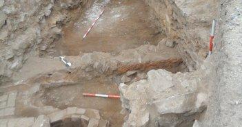 Excavaciones en Aracena.