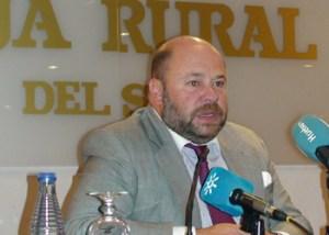 Pablo Comas, presidente del Recreativo de Huelva.