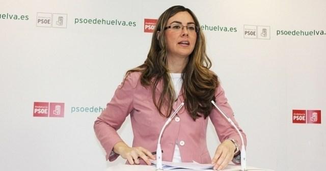 La diputada María José Rodríguez.