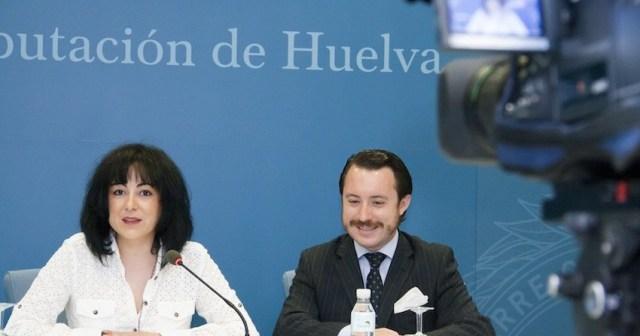 Presentación de la zarzuela en la Diputación.