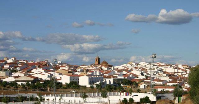 El Cerro de Andévalo.