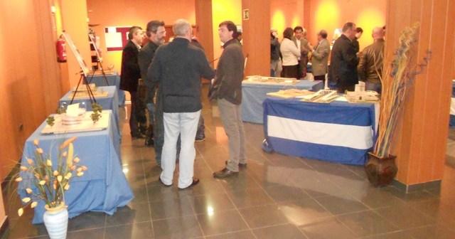 Exposición en San Juan del Puerto.