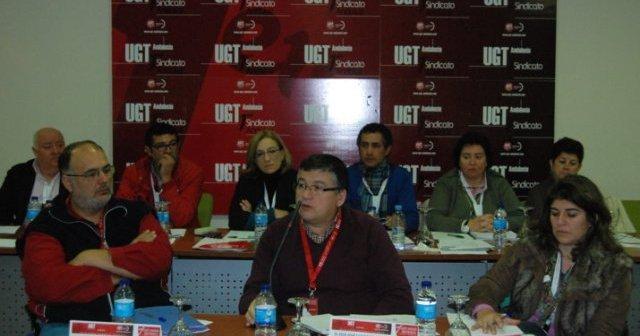 Comité Provincial de UGT.