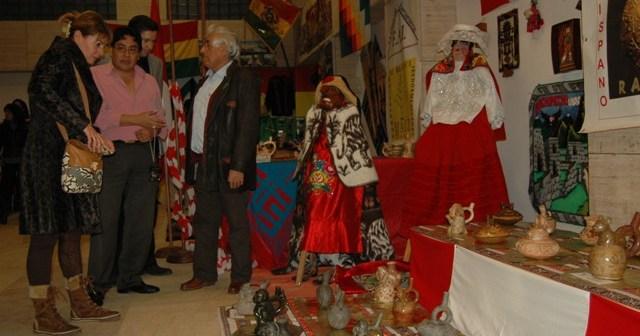 Inauguración de la Semana Intercultural en Huelva.