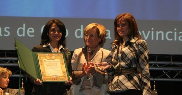 Medalla a Bodegas Sauci.