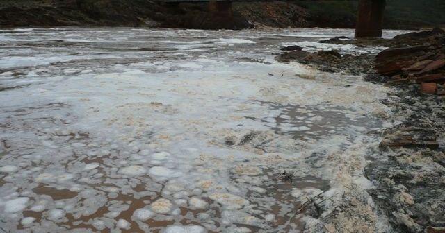 Imagen del río Tinto cedida por Ecologistas en Acción.