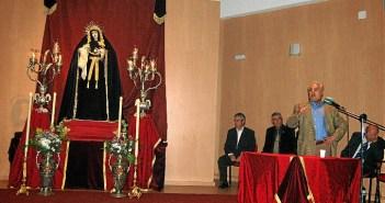 Exaltación de la saeta en La Morana.