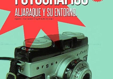 Cartel del rally fotográfico de Aljaraque.