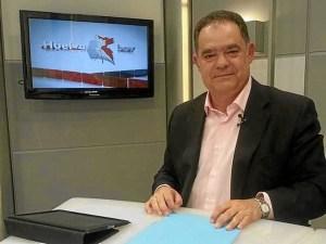 Juan Carlos Lagares, durante una entrevista.