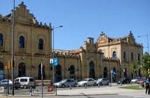 Estación de Renfe en Huelva.