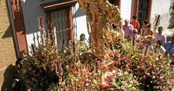 Cruz de Abajo de Paterna del Campo.