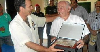 Manuel Álvarez ha sido nombrado como 'Podenquero Mayor'.