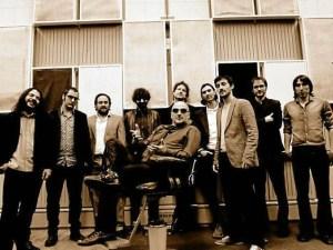 Siete Pulgadas All Stars, uno de los grupos que han pasado por el festival.