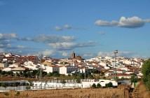 Vista de El Cerro de Andévalo.