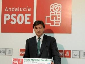 El socialista Gabriel Cruz