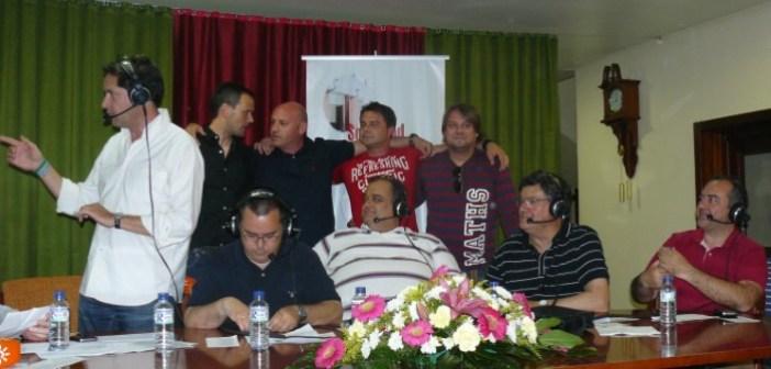 Programa 'El Pelotazo' de Canal Sur Radio.