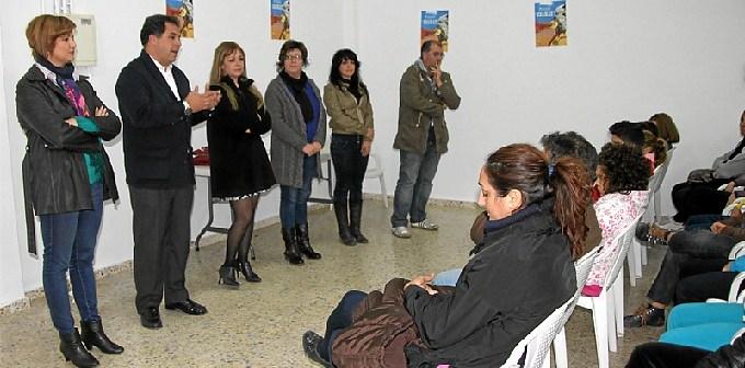 Apertura del proyecto Chamán.
