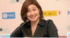 Susana Salazar en la presentación de Workers.