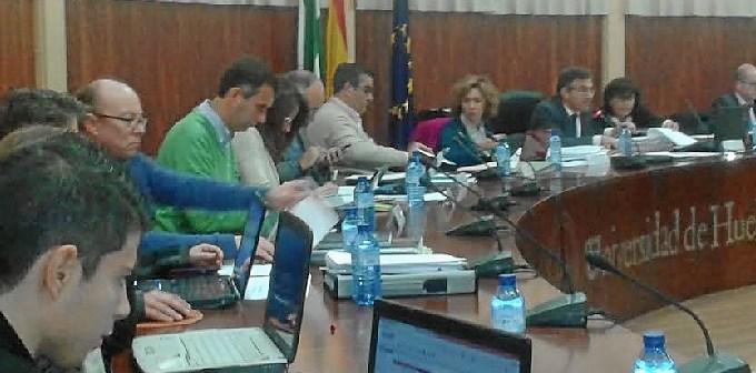 En primer término Pablo Martín Gorostidi, nuevo delegado del CARUH.