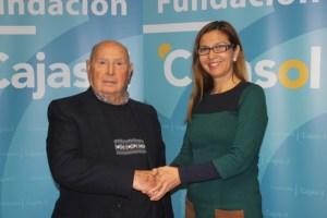 Convenio Fundación Cajasol con la Asociación Las Colonias-Marismas del Odiel.