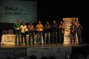 Gala del Deporte de ciclismo 2013.