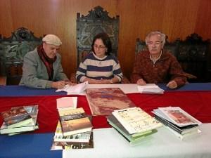 Donación por parte de Juan Cobos Wilkins al Ayuntamiento de Minas de Riotinto.