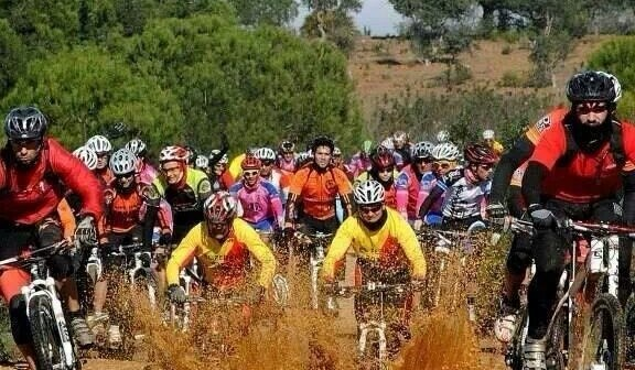 Ruta cicloturista por Ayamonte.