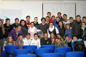 Encuentro con alumnos Secundaria001mod